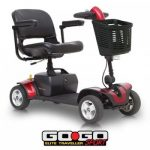 Go-go elite mobility scooter